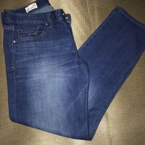 GAP Jeans - Gap real straight jean
